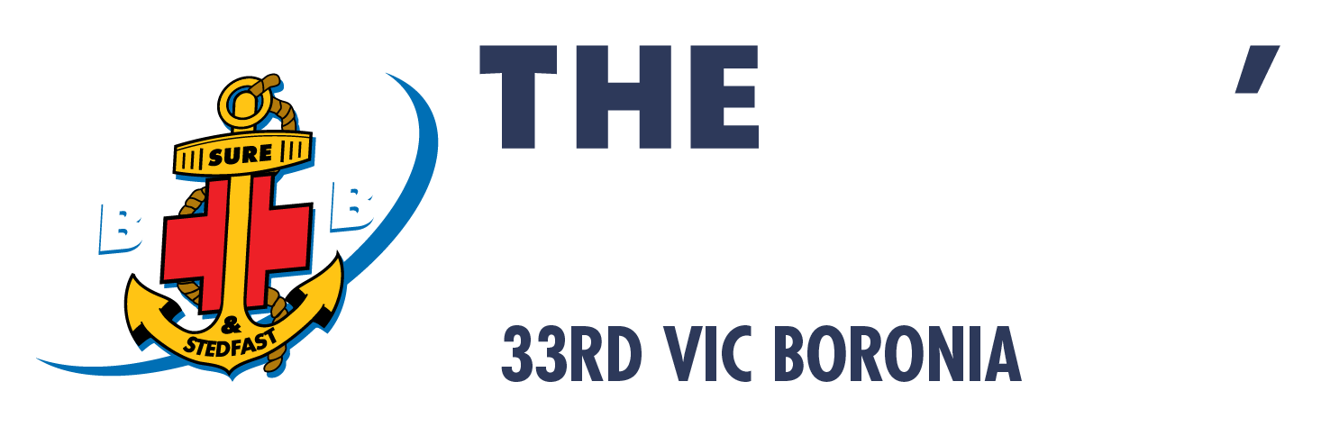 The Boys' Brigade 33rd Vic Boronia